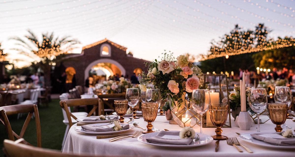 vestuvių organizavimas